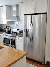 home design and decor reviews refrigerator layout in kitchen home design and decor reviews