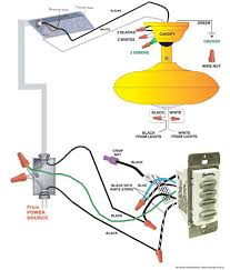 likeable wiring diagrams for a ceiling fan and light kit u2013 do it