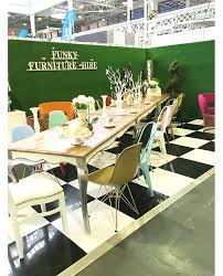 french style dining table city furniture hire