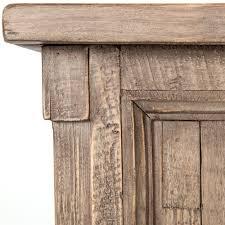 Tall Boy Table Cintra Tallboy Dresser In Rustic Sundried Ash The Khazana Home