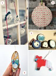11 ornaments ideas for your special handmade holidays