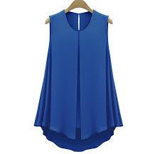 royal blue blouse top cheap royal blue sleeveless blouse find royal blue sleeveless