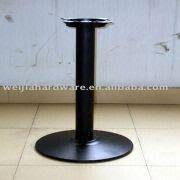 round cast iron table china cast iron table base suppliers cast iron table base