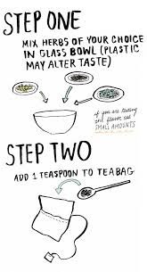 how to make your own homemade tea the secret yumiverse