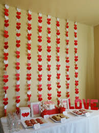 Valentine Decorations For A Table by A Valentine Baby Shower Theme