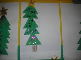sprinkles to kindergarten christmas tree measurement and a