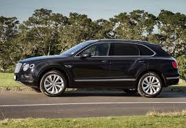 bentley suv price bentley u0027s bentayga is not your usual suv road tests driven