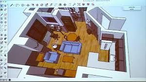 3d basecamp 2016 u2013 sketchup interior design workflow youtube
