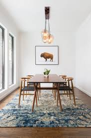 how to get the mid century modern aesthetic in your dining room