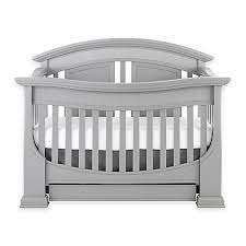 Stratford Convertible Crib Baby Appleseed Chelmsford 4 In 1 Convertible Crib In Moon Grey
