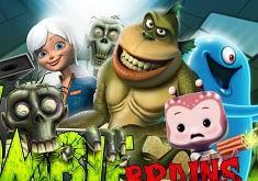 monster aliens games games kids