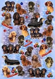 dachshund christmas wrapping paper dachshund christmas wrapping paper by starprint ebay