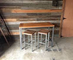 reclaimed wood pub table sets 19 best kitchen images on pinterest kitchen desks kitchen tables