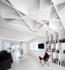 decoration faux plafond salon plafonds modernes pour chaque intérieur en 45 idées intéressantes