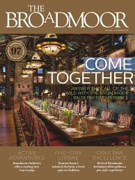 Lamb And Flag Southmoor The Broadmoor Magazine 2015 2016 By Hungry Eye Media Issuu