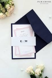 elegant sweet 16 invitations best 25 blush wedding invitation sets ideas on pinterest