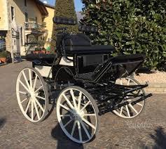 carrozze in vendita carrozza per cavalli breck da gara animali in vendita a brescia