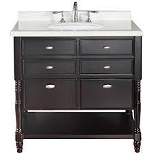 ove decors elizabeth 36 decors bathroom vanity 36 inch espresso
