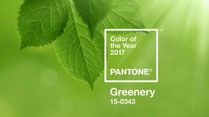 the pantone colour of the year 2017 is green news digital arts