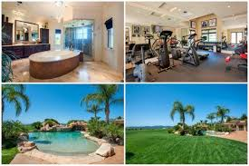 Calabasas Ca Celebrity Homes by Celebrity R E Former Nba Star Mitch Richmond Lists Calabasas