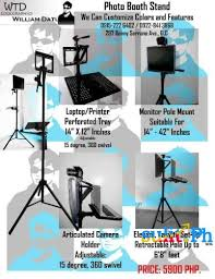 Photo Booth Buy Photo Booth Stand Event Planning Philippines Sulit Ph