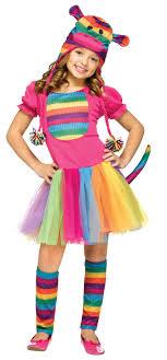 sock monkey costume buy kids rainbow sock monkey costume