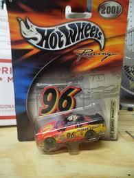 free hotwheels racing nascar mcdonalds 96 andy houston