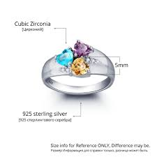 s day birthstone rings birthstone rings