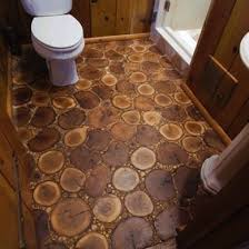 Hardwood Floors In Bathroom Cheap Flooring Ideas 15 Totally Unexpected Diy Options Bob Vila