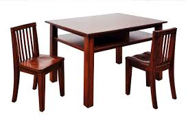 Table And Chair Sets Afg International Furniture Athena Newton Kids Table And Chair Set