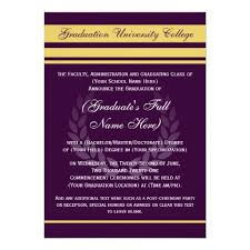 college invitations college invitations best 25 college graduation announcements ideas