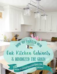 Kitchen Cabinets Painted White Best 25 Grain Filler Ideas On Pinterest Painting Oak Cabinets