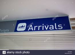 bristol airport bureau de change uk airport arrivals stock photos uk airport arrivals stock images