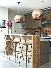 table cuisine americaine bar pour cuisine ouverte table cuisine americaine modele cuisine