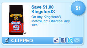 Kingsford Match Light 1 Off Any Kingsford Matchlight Charcoal Any Size Coupon Closet