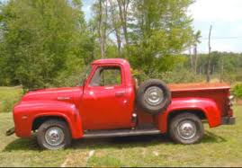 ford 1954 truck 1954 ford f100 in marshall michigan stock number c160111l