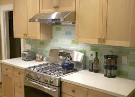 how to do backsplash tile in kitchen faux backsplash tile love brick in the kitchen easy install with