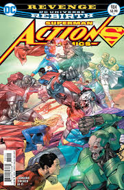 supergirl comic box commentary review action comics 984