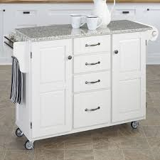 incredible small kitchen carts with white accentuate combined