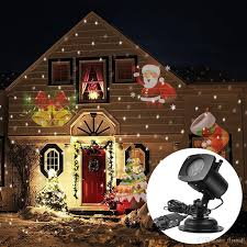 led outdoor projector light halloween christmas led projectors