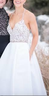 Custom Made Wedding Dresses Hayley Paige Teresa And Custom Made Wedding Dress On Sale 44 Off
