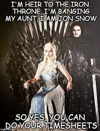 Got Meme - jon snow the iron throne got imgflip