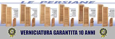 persiane legno listino prezzi persiane in legno