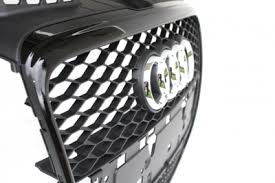 audi rs4 grill audi rs4 grill sfg grille a4 s4 b7 05 07 black