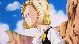 android 18 and cell 17 vera vegeta vs cell krillin android 18 amv pink