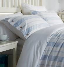 Blue Striped Comforter Set Best 25 Striped Bedding Ideas On Pinterest Country Master