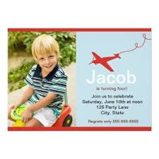 406 best airplane birthday party invitations images on pinterest