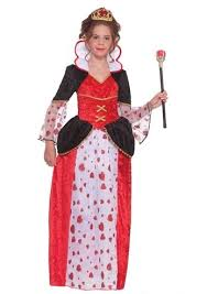Halloween Costume Tween Girls Kids Queen Hearts Tween Girls Costume 27 99 Costume Land