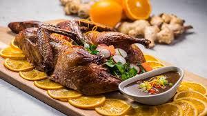 duck in cuisine orange duck food channel
