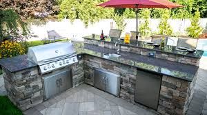 tips for designing the perfect long island outdoor kitchen the